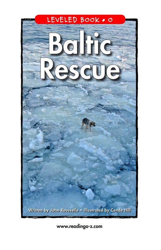 Book Preview For Baltic Rescue Page 1