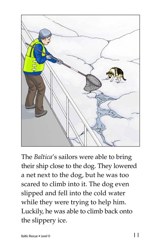 Book Preview For Baltic Rescue Page 11