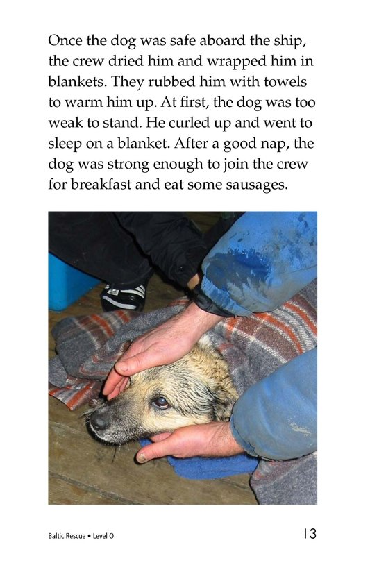 Book Preview For Baltic Rescue Page 13