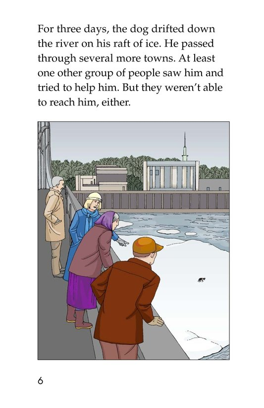 Book Preview For Baltic Rescue Page 6