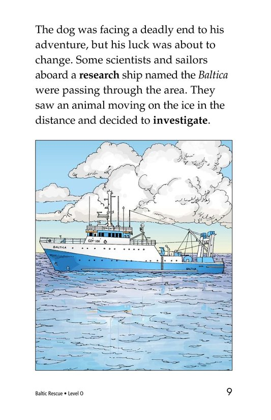 Book Preview For Baltic Rescue Page 9