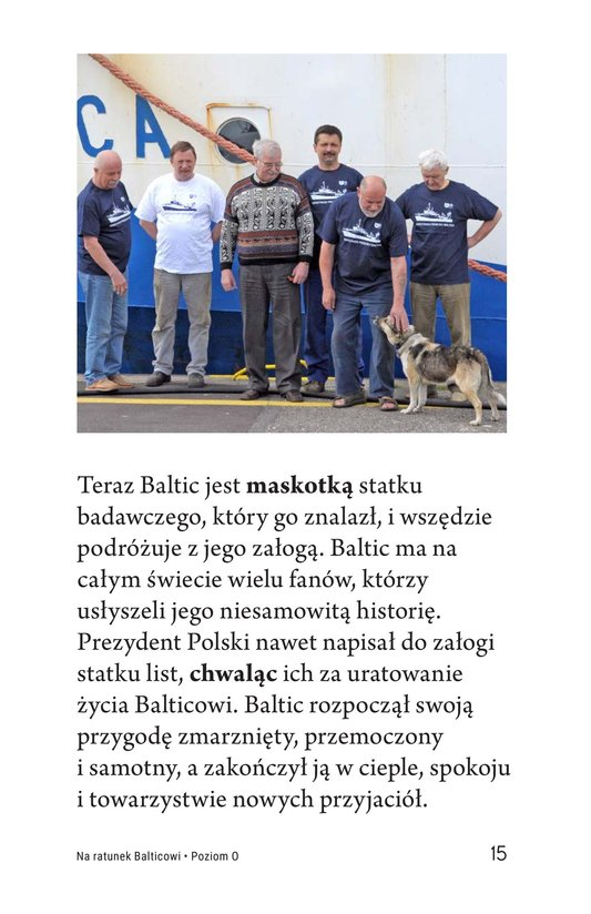 Book Preview For Baltic Rescue Page 15