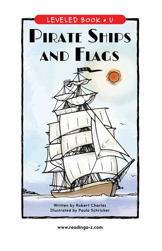 Book Preview For Pirate Ships and Flags Page 1
