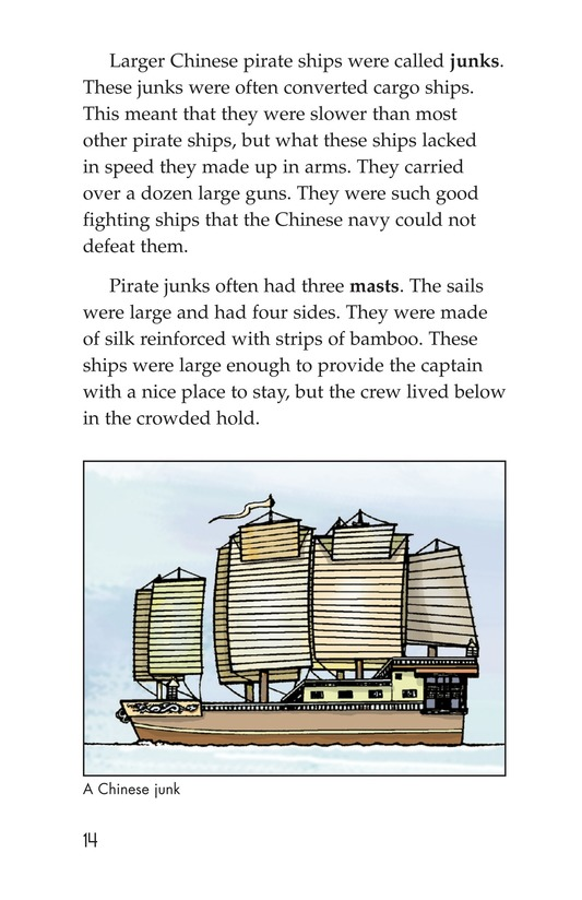 Book Preview For Pirate Ships and Flags Page 14
