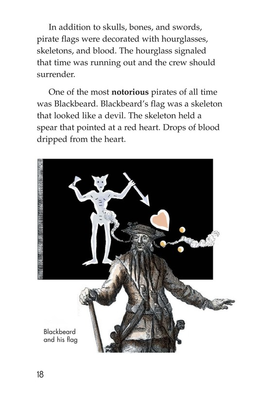 Book Preview For Pirate Ships and Flags Page 18