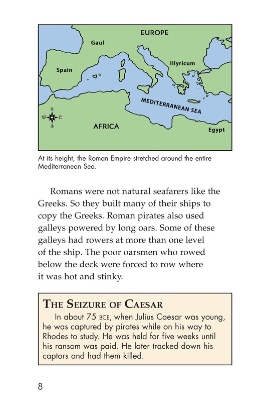 Book Preview For Pirate Ships and Flags Page 8