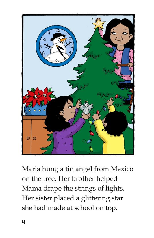 Book Preview For Maria's Family Christmas Page 4