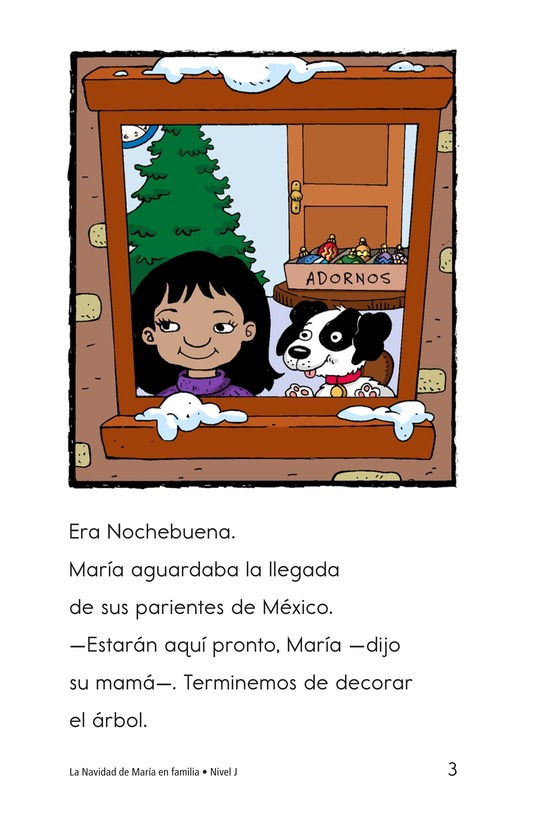 Book Preview For Maria's Family Christmas Page 3