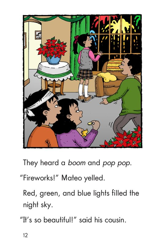 Book Preview For Feliz Navidad, Carlos! Page 12
