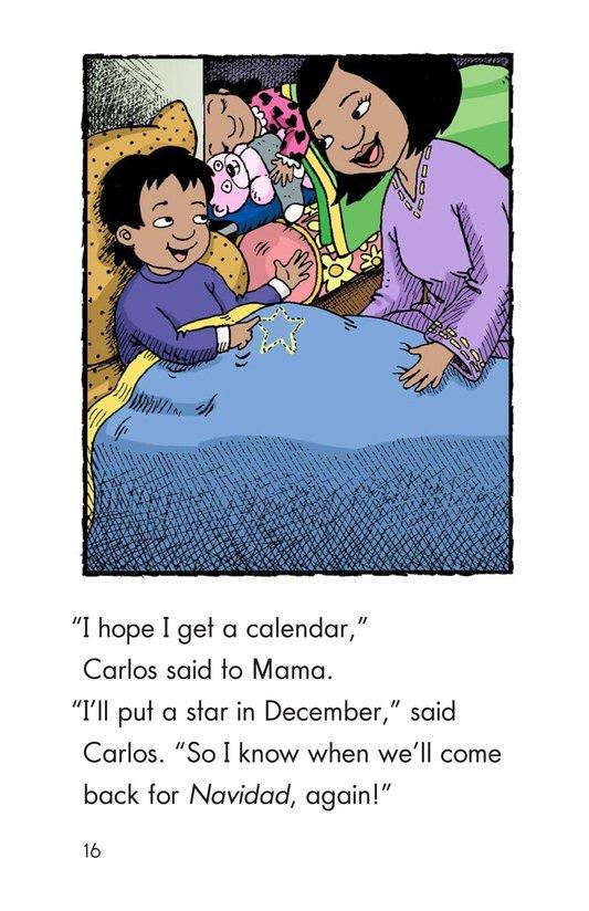 Book Preview For Feliz Navidad, Carlos! Page 16