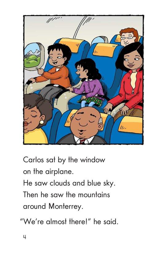 Book Preview For Feliz Navidad, Carlos! Page 4