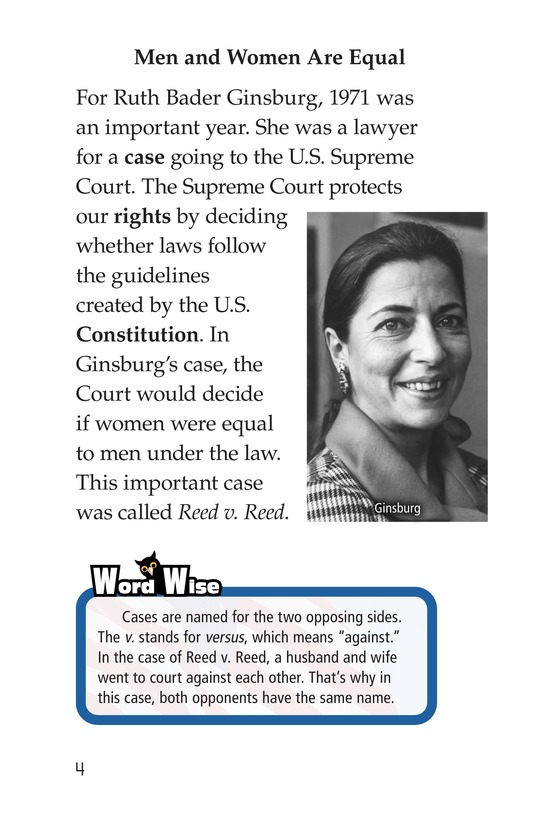 Book Preview For Women of the Supreme Court Page 4