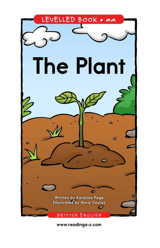 Book Preview For The Plant Page 1