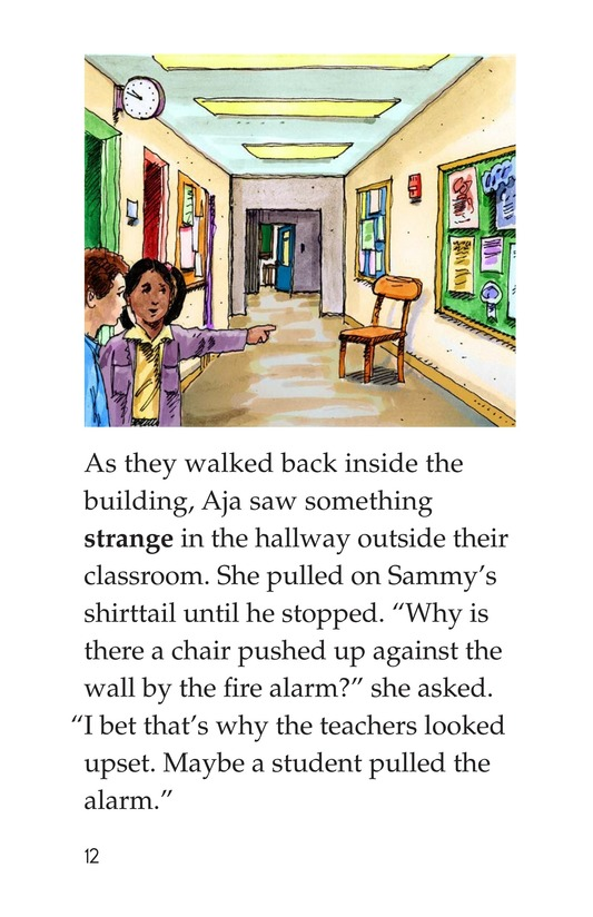 Book Preview For The St. Patrick's Day Mystery Page 12
