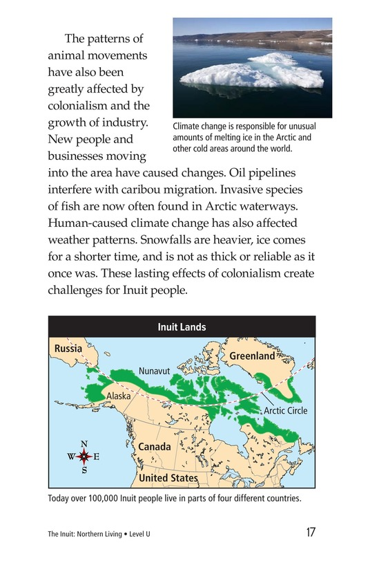 Book Preview For The Inuit: Northern Living Page 17