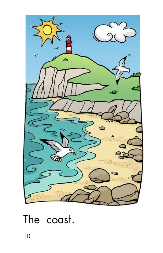 Book Preview For The Coast Page 10