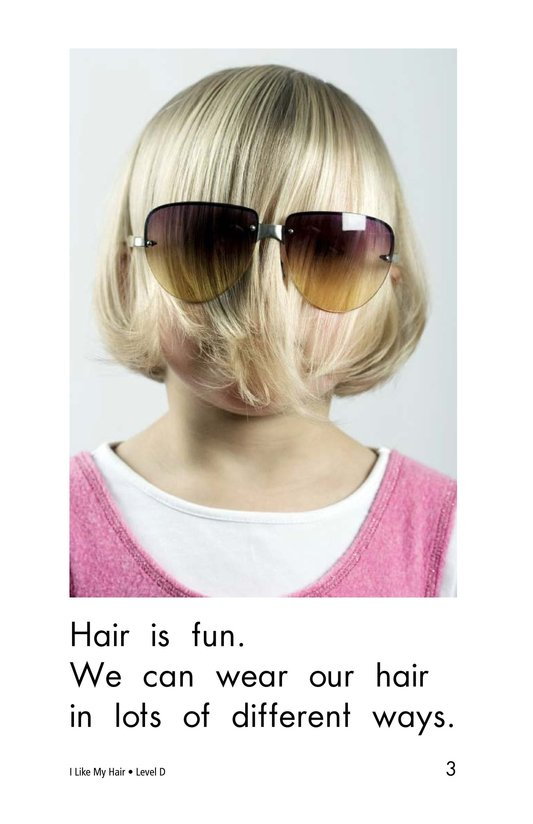 Book Preview For I Like My Hair Page 3