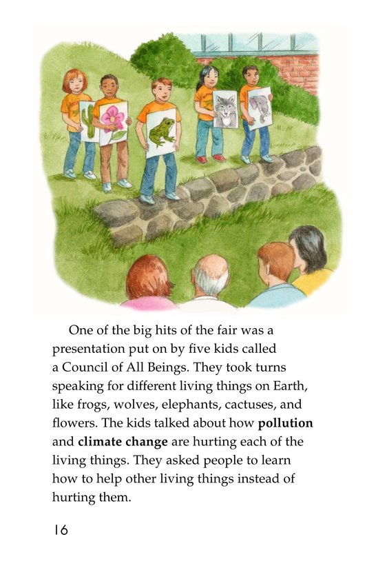 Book Preview For My Earth Day Birthday Page 16