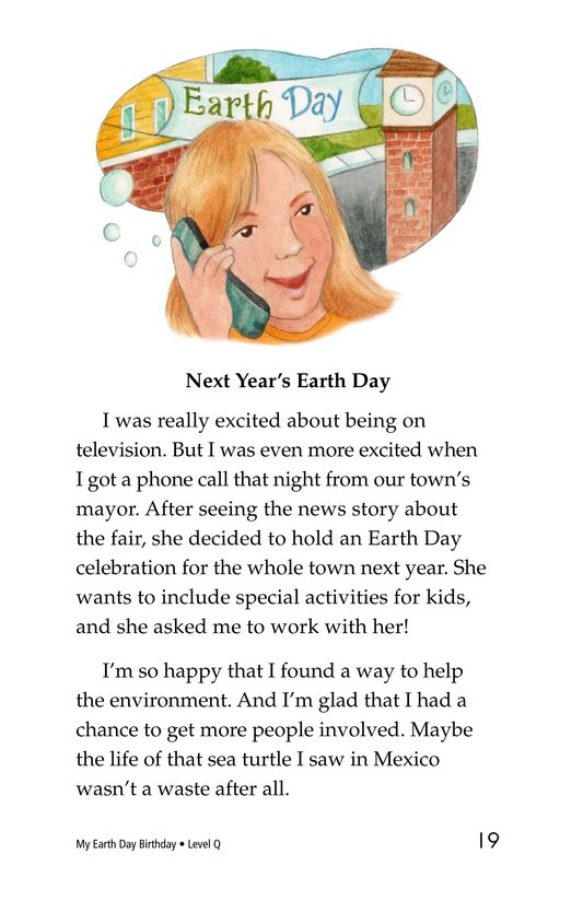 Book Preview For My Earth Day Birthday Page 19