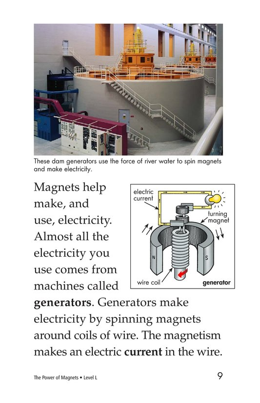 Book Preview For The Power of Magnets Page 9