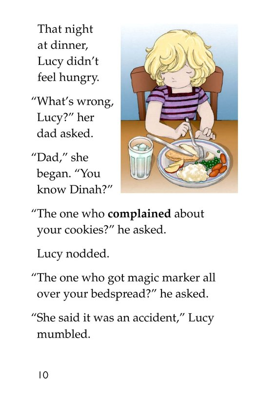 Book Preview For The Sometimes Friend Page 10