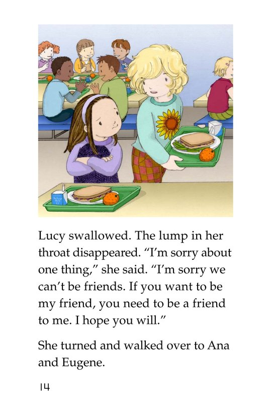 Book Preview For The Sometimes Friend Page 14