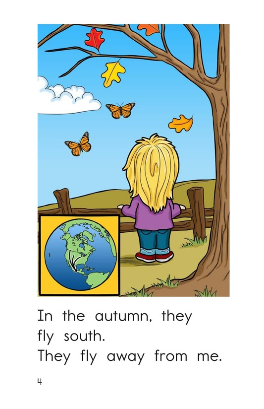 Book Preview For Welcome Back, Butterflies Page 4