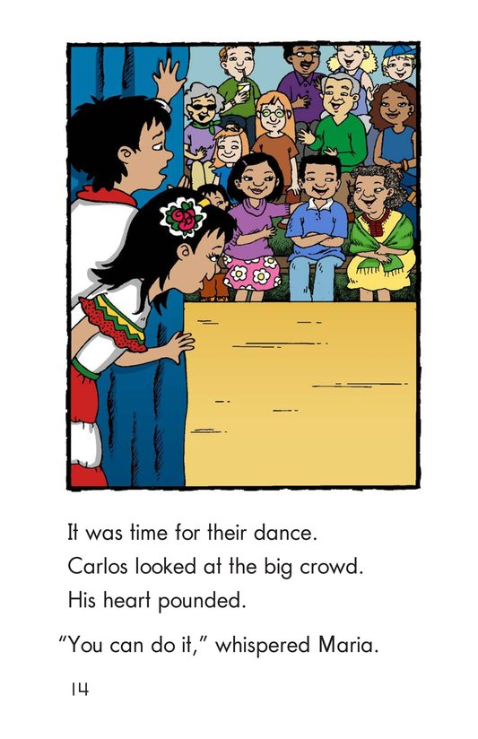Book Preview For It's Cinco de Mayo, Carlos! Page 14