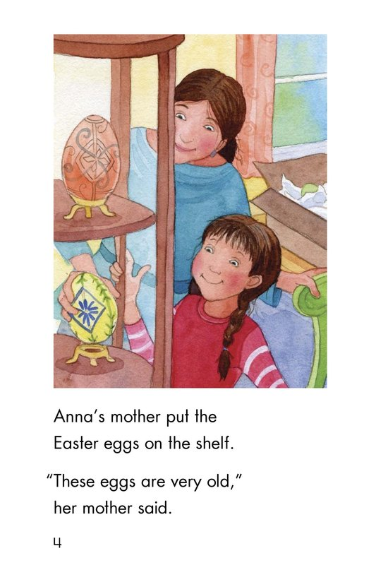 Book Preview For Anna and the Dancing Goose Page 4