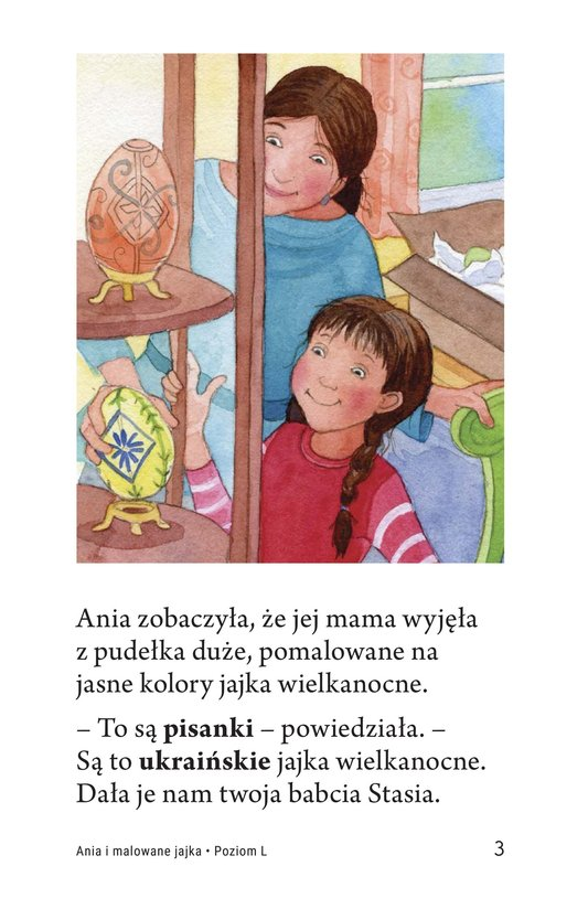 Book Preview For Anna and the Painted Eggs Page 3