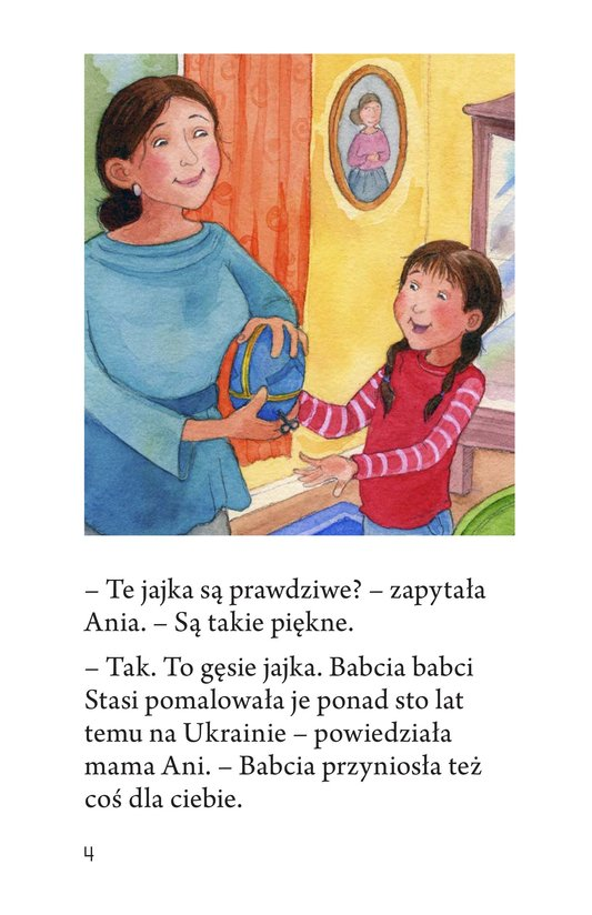 Book Preview For Anna and the Painted Eggs Page 4