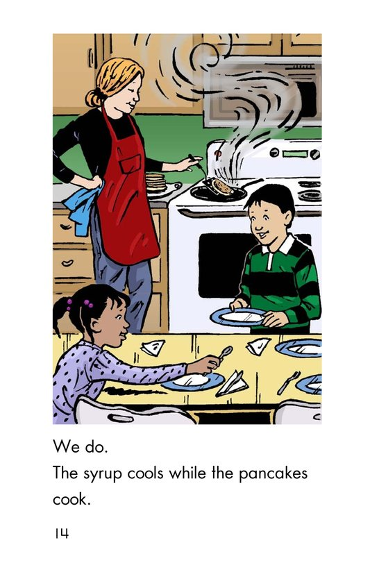 Book Preview For We Make Maple Syrup Page 14