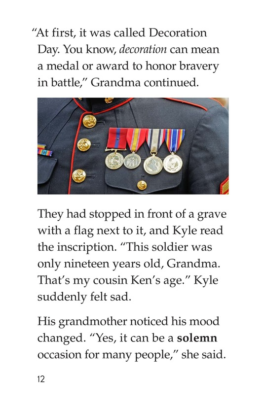 Book Preview For Memorial Day Page 12