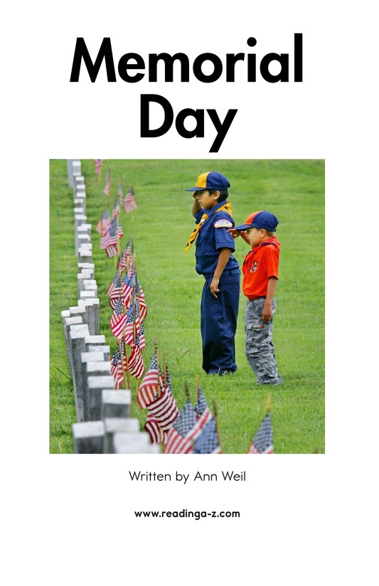 Book Preview For Memorial Day Page 2