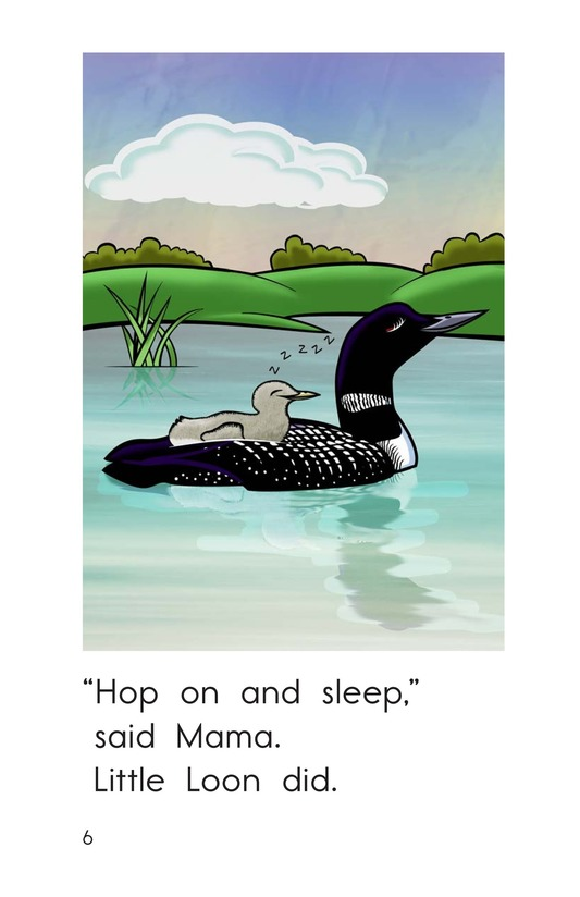 Book Preview For Little Loon Page 6