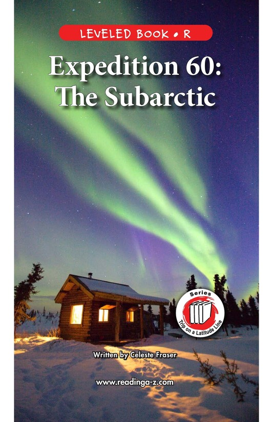 Book Preview For Expedition 60: The Subarctic Page 1