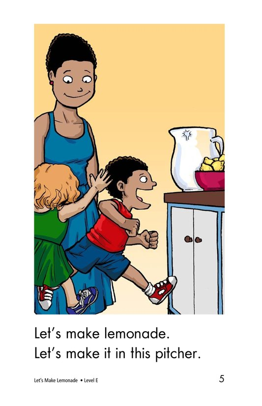 Book Preview For Let's Make Lemonade Page 5