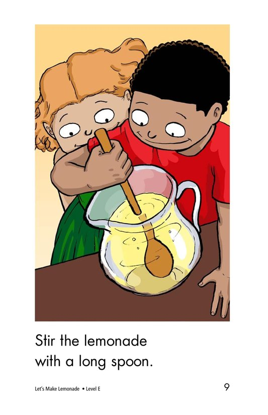 Book Preview For Let's Make Lemonade Page 9