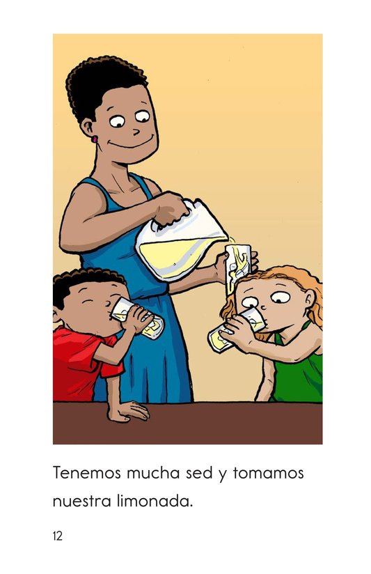 Book Preview For Let's Make Lemonade Page 12