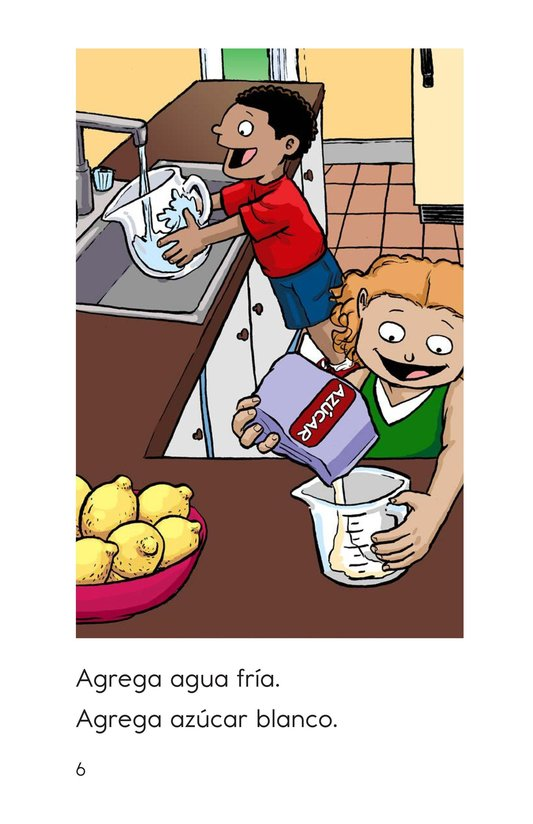 Book Preview For Let's Make Lemonade Page 6
