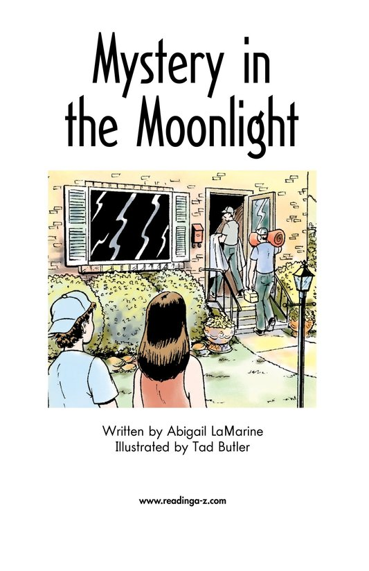 Book Preview For Mystery in the Moonlight Page 2