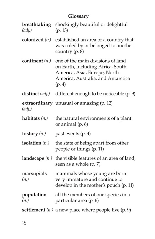 Book Preview For Australia Page 16