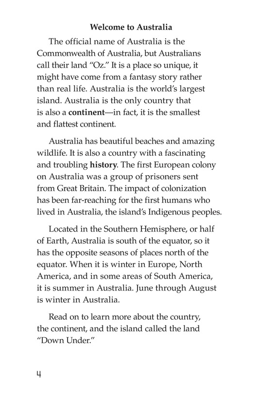 Book Preview For Australia Page 4