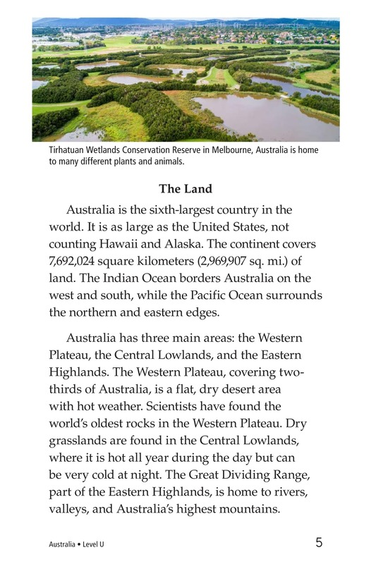 Book Preview For Australia Page 5