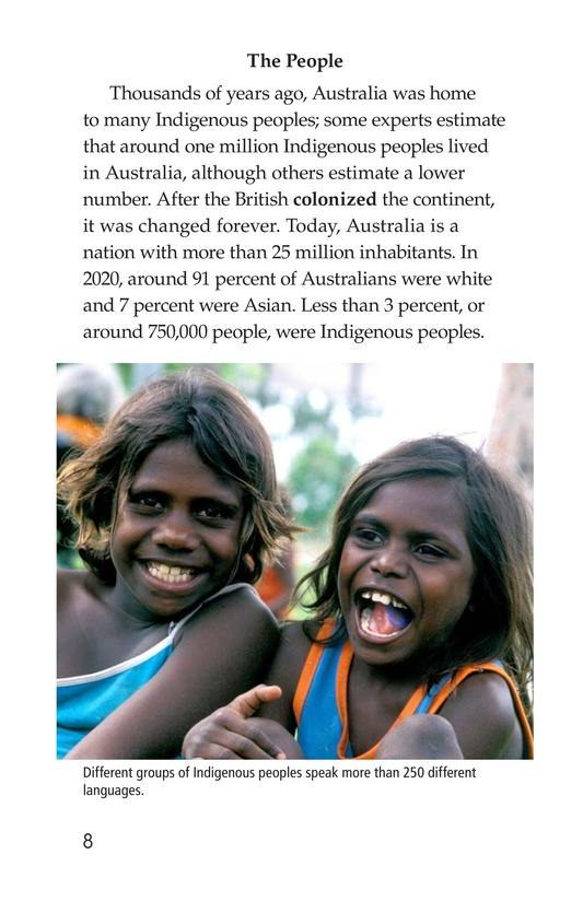 Book Preview For Australia Page 8