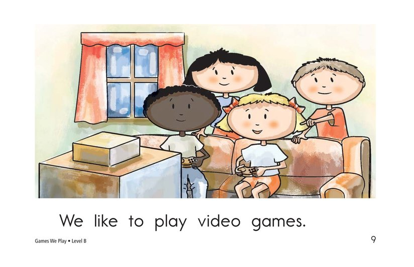 Book Preview For Games We Play Page 9