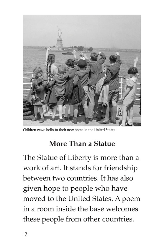 Book Preview For The Story of the Statue Page 12