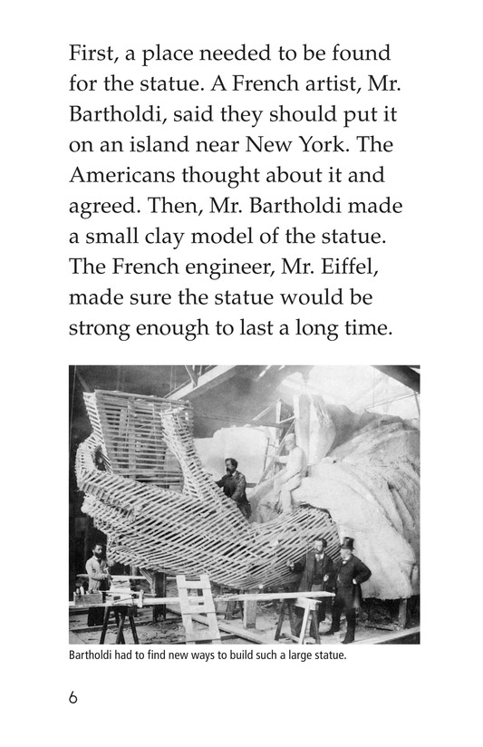 Book Preview For The Story of the Statue Page 6