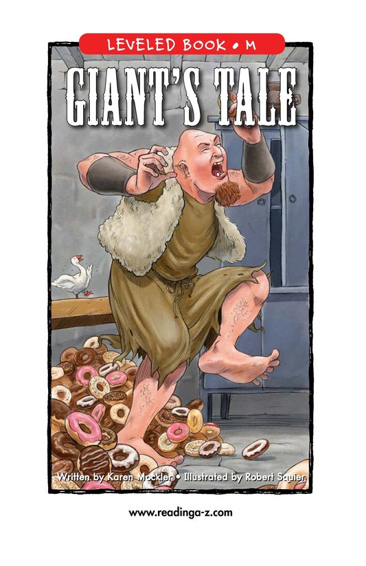 Book Preview For Giant's Tale Page 1
