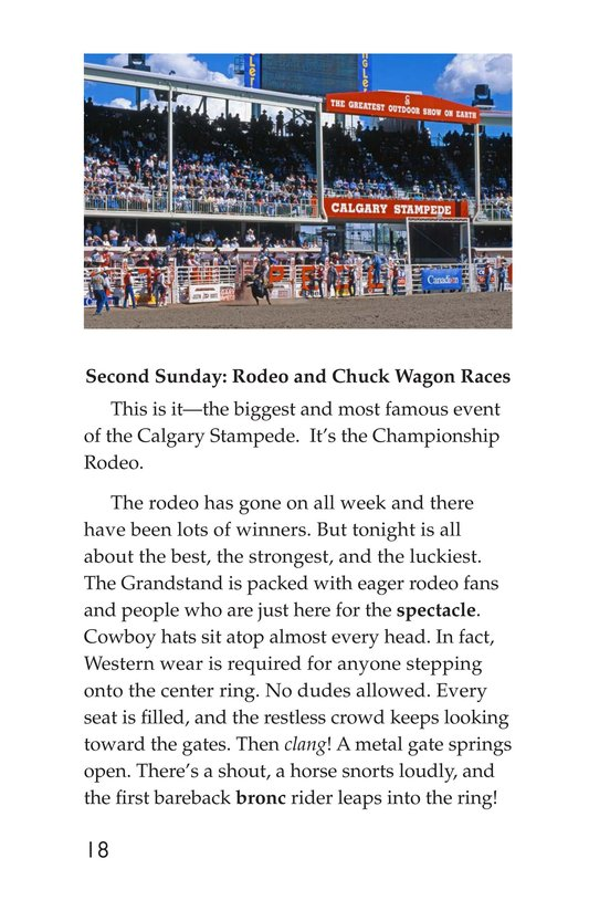 Book Preview For The Calgary Stampede Page 18